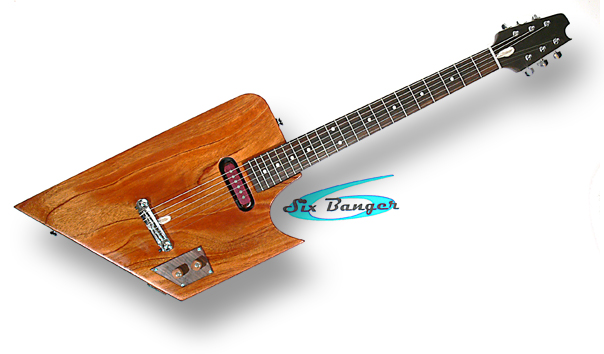 Ted Crocker Guitars Six Banger