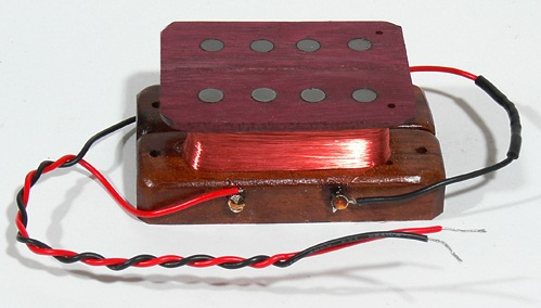 Ted Crocker Guitars Stonehenge Pickup