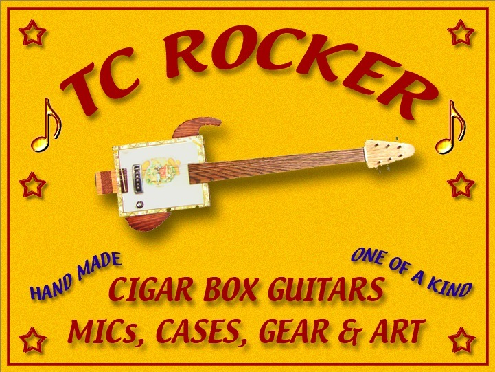 Ted Crocker Guitars